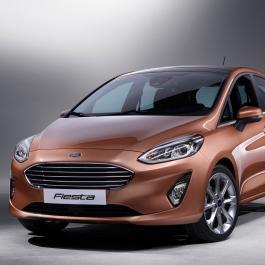 La Ford Fiesta 2018 dévoilée en Allemagne