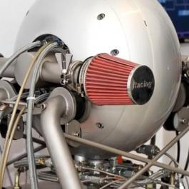 voici un top 10 des moteurs les plus étranges