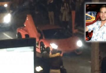 Des centaines de voitures se rassemblent pour rendre hommage à Paul Walker
