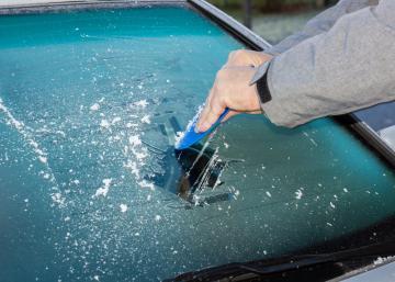 Vous n'aurez plus à gratter vos vitres par temps froid!!