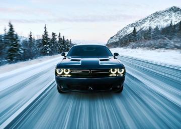 Une transmission intégrale pour la Dodge Challenger