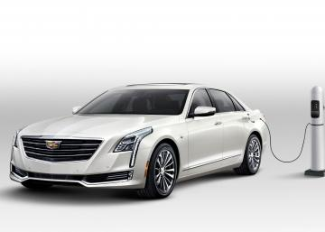La Cadillac CT6 hybride rechargeable 2017 en vente au Canada dès le printemps