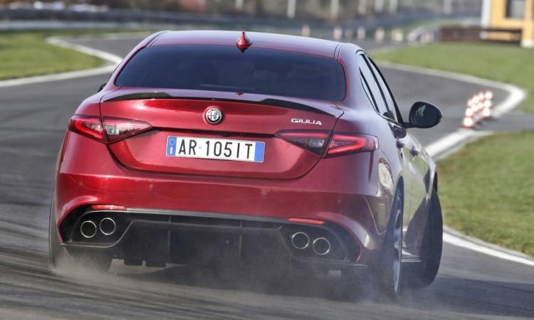 Alfa Romeo dévoile les prix de la Giulia