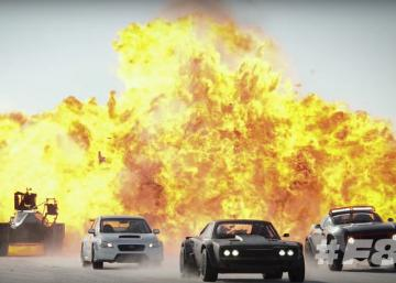 Bande annonce: Fast and Furious 8 - Plus de bolides et une très jolie méchante