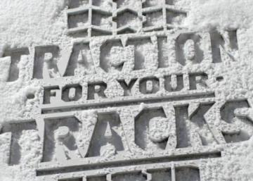 Quelques objets du quotidien pour vous aider à vous sortir de la neige?