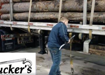 Camionneurs: une invention Québécoise vient d'être crée pour vous; la Trucker's Barre! C'est Génial!