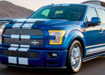 Ce pickup Shelby est un véritable monstre sur roues! Vous serez ébahis!