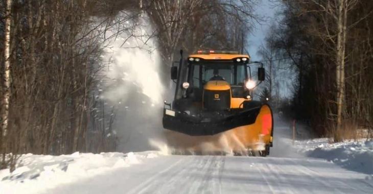 Le camion à neige le plus rapide et performant au monde, attendez de le voir à l'oeuvre!