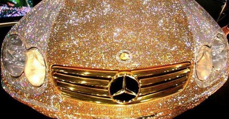Voici 18 véhicules que vous ne verrez qu'à Dubaï