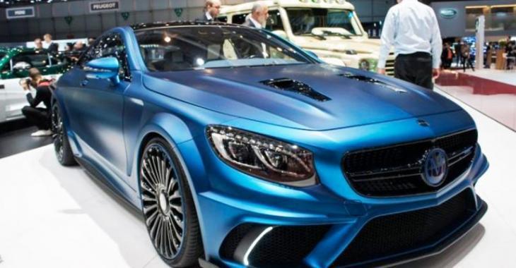 Il modifie 15 voitures de luxe... Le résultat est incroyable!