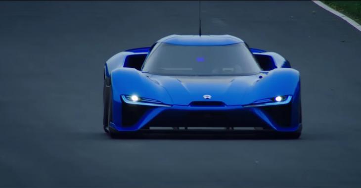 La voiture électrique la plus rapide au monde! Elle pulvérise le Nürburgring!