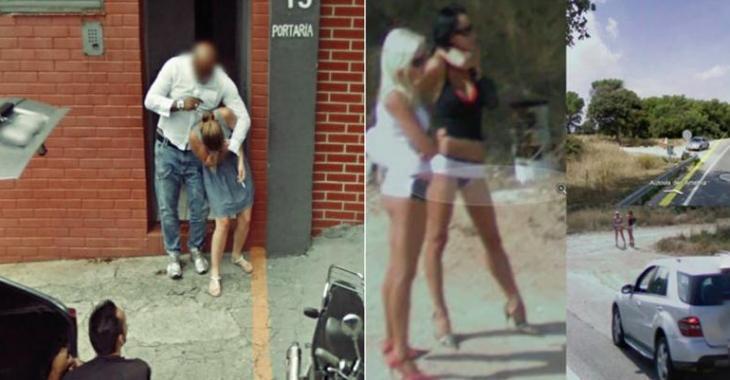 Voici les 8 choses les plus bizarres que vous pourrez voir sur Google Street View!
