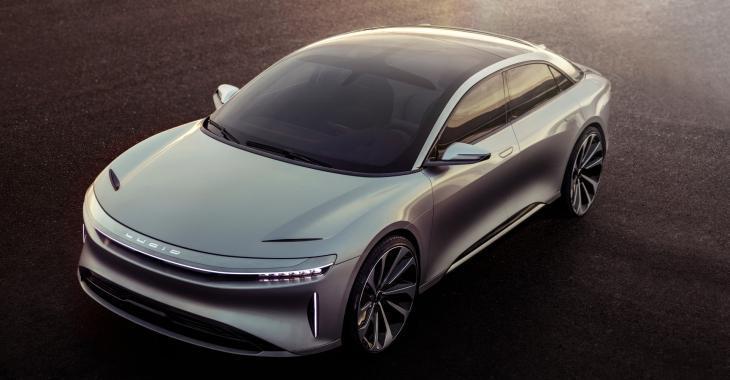 Une nouvelle berline 100% électrique pour rivaliser Tesla