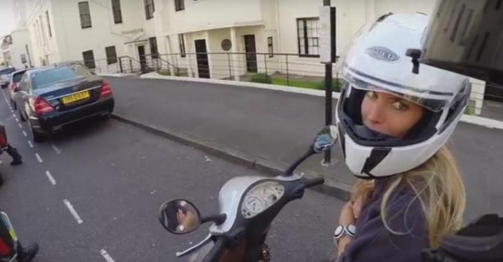 Cette vidéo est la preuve qu'avoir une moto est génial!