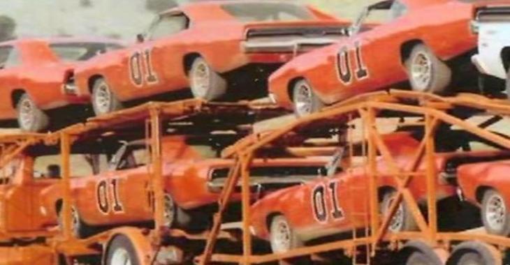 Ce que peu de gens savent de la General Lee et sur les voitures de films!