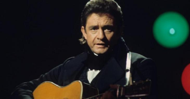 L'étonnante voiture de collection du célèbre chanteur Johnny Cash. elle est parfaite!