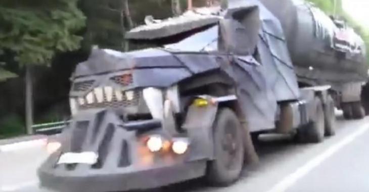 Le camion le plus MÉCHANT, il est complètement incroyable!