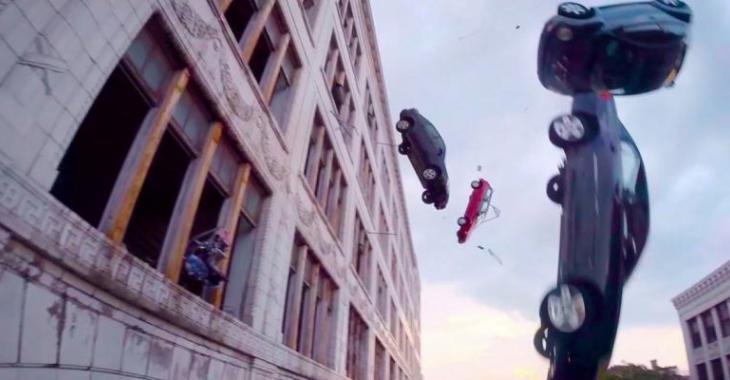 Rapides et Dangereux publie une nouvelle vidéo pour le 8e film, la scène est complètement ÉPIQUE!