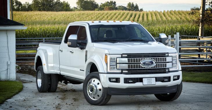 Top 10 camionnettes modernes