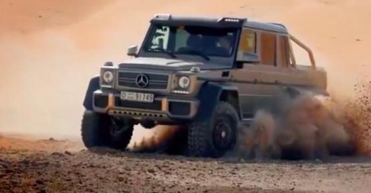 Ce véhicule est le plus génial jamais construit! Vous irez n'importe où avec ça!