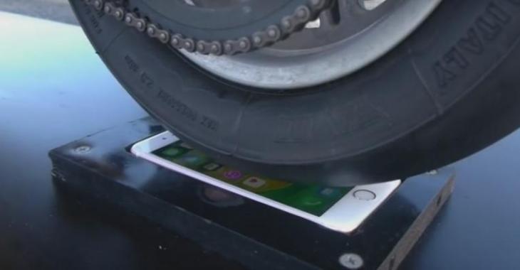 LE test ultime pour tester la durabilité d'un iPhone!