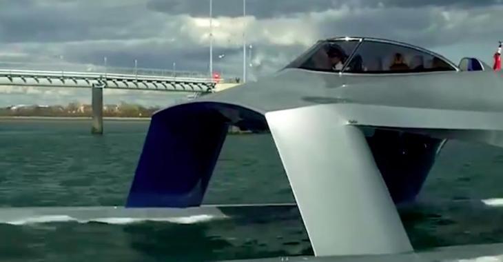 Ce Yacht est unique en son genre, et il est tout à fait génial!