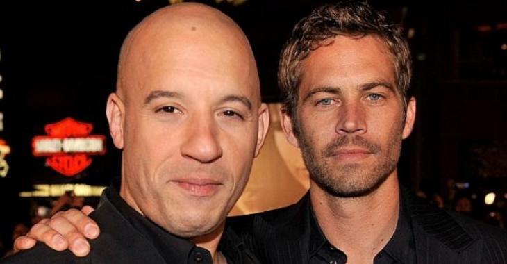Vin Diesel rend hommage à son ami Paul Walker!