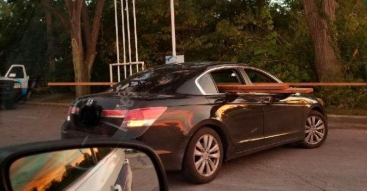 Un homme de Laval intercepté pour un transport dangereux de matériel dans sa voiture!