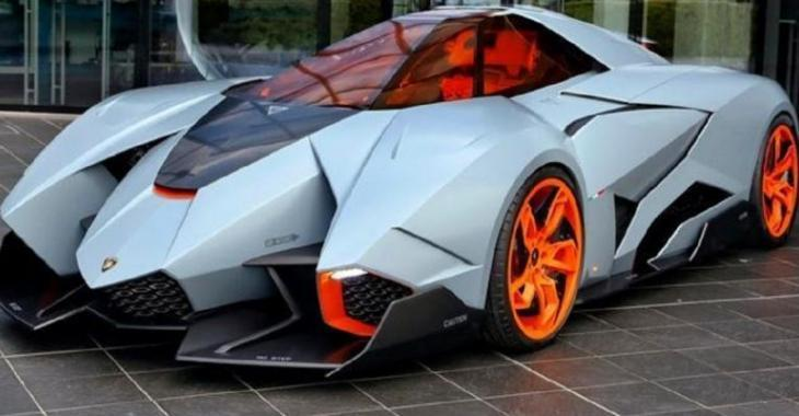 5 voitures exotiques qui n'existeront jamais, c'est triste pour la cinquième!