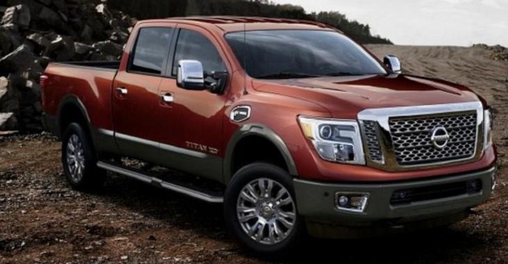 La nouvelle vidéo du Nissan Titan 2016 rend hommage à Chevrolet, Ford et Dodge!