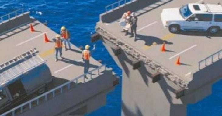 Les pires erreurs monumentales lors de construction de routes, vous n'allez pas y croire!