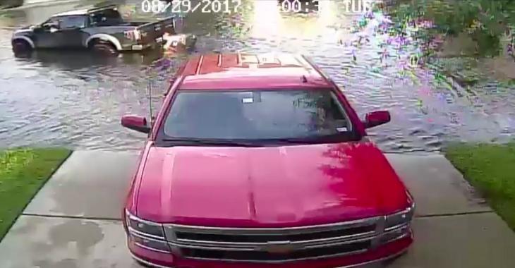 Voici ce qui peut se produire si vous volez le stationnement de quelqu'un qui a un Ford Raptor!