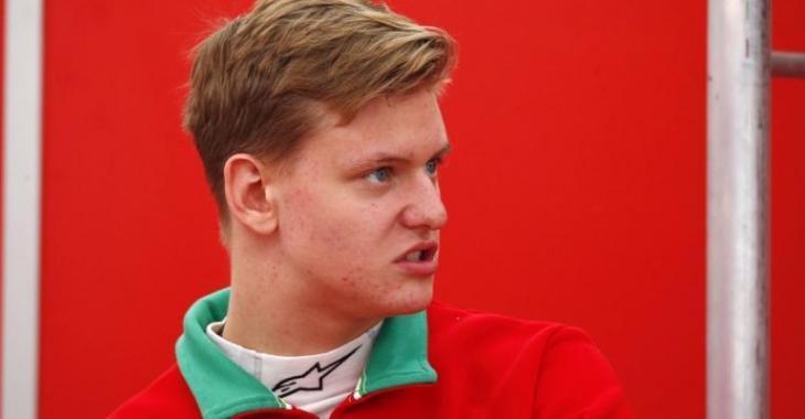 Des nouvelles du fils de Michael Schumacher!
