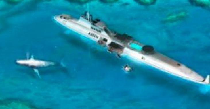 Envie de dépenser beaucoup d'argent? Ce sous-marin satisfera vos envie de grand luxe!