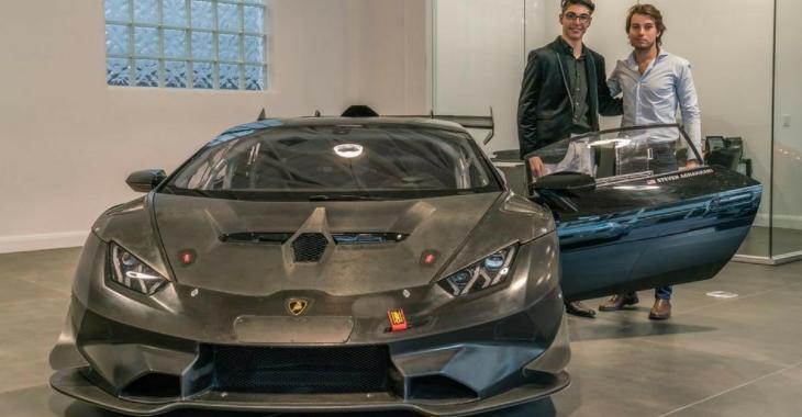 Un adolescent de 14 ans reçoit une Lamborghini très particulière pour son anniversaire