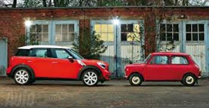 Ces voitures qui ne cessent de grossir avec le temps!