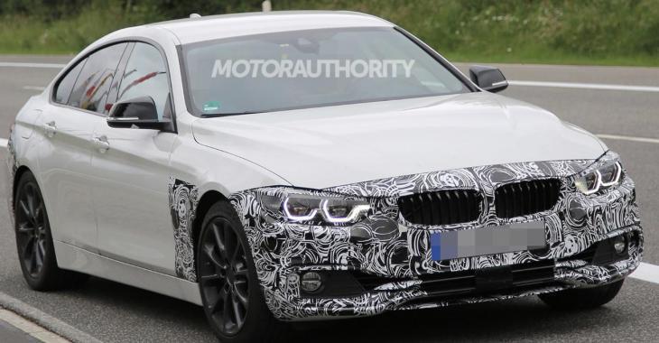 Un nouveau look pour la BMW série 4 Gran Coupe