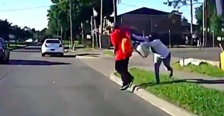 Une femme pose un geste extrêmement grave et elle est présentement recherchée par la police!