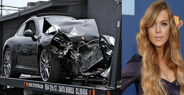 Sept célébrités qui ont fait des accidents de voiture énormes