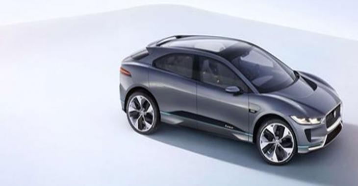 La Tesla Model X a une nouvelle rivale: la Jaguar I-Pace