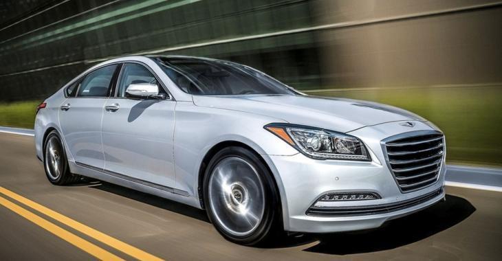 La nouvelle marque de voitures de luxe Genesis voit le jour