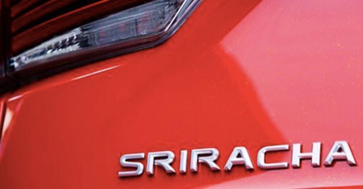 Lexus dévoile la Sriracha IS... et ce n'est pas une blague!
