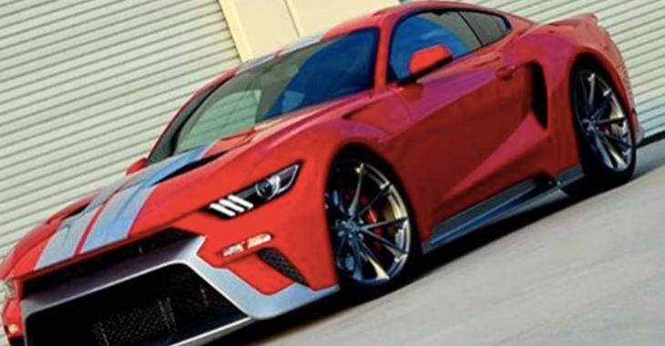 Si la Mustang et la GT avaient un bébé, ça donnerait ceci!