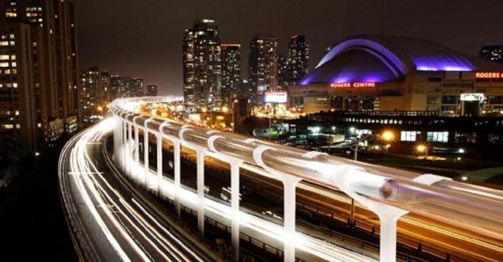 Toronto-Montréal en moins de 45 minutes avec un nouveau mode de transport révolutionnaire, l'industrie de l'automobile en déclin?