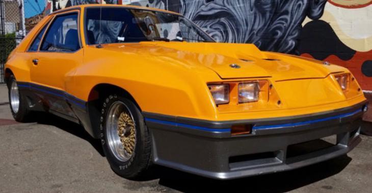 Un bon achat: McLaren M81 Mustang de 1980