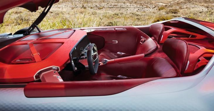 Une nouvelle voiture électrique spéciale, la puissance est au rendez-vous!