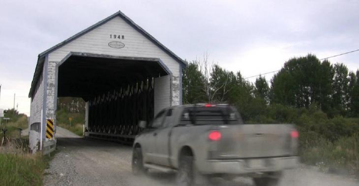 Le propriétaire de ce pick-up au Québec est recherché pour une raison bien précise, partagez pour le retrouver!