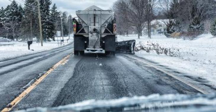 Du Jus de betteraves pour déglacer les routes?