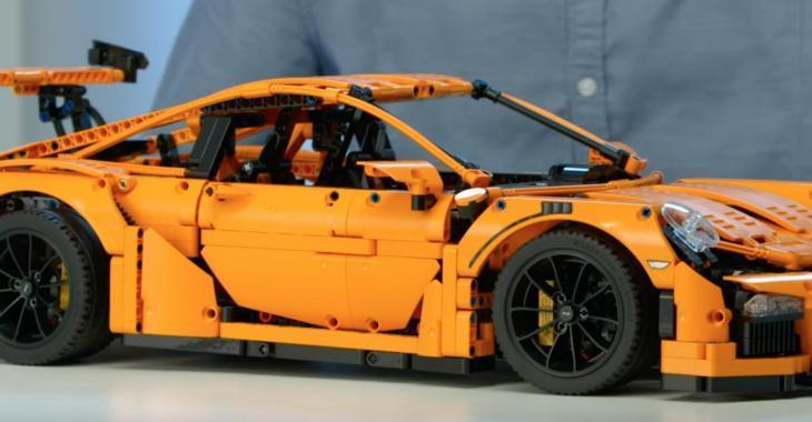 Un LEGO pour adultes!