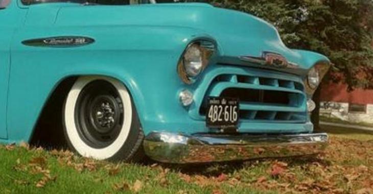 Il rebâtit un pick-up 1957 à partir d'une Chevelle 1969, c'est incroyable comment il est parfait!
